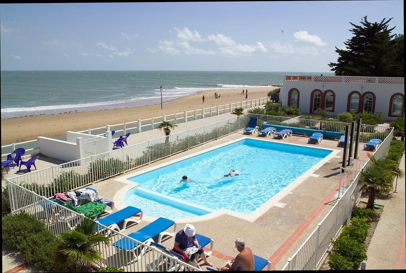 Résidence l'océan***vue mer - 2 personnes, vacation rental in La Tranche sur Mer