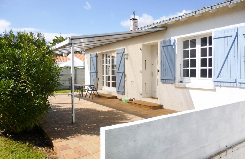 Superbe maison lumineuse, holiday rental in Jard-sur-Mer