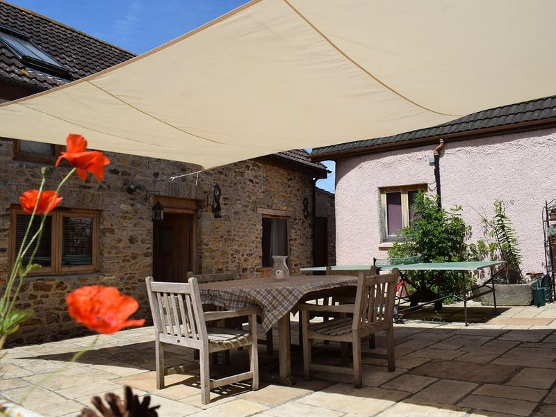 The Apple Press Sweethay, holiday rental in Cotford St Luke