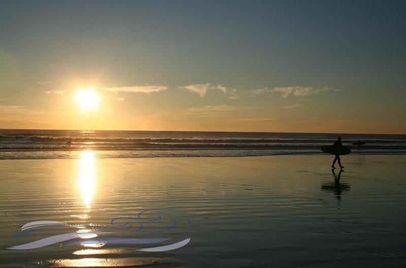 A Gower Sunset