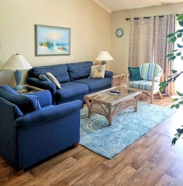 Beach Walk 302 Condo With Wi Fi Has Central Heating And