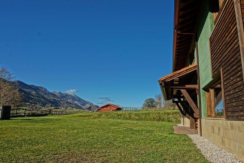 La Casa Del Bosque I, location de vacances à Cavandi