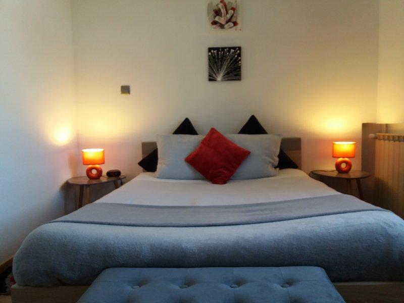 Nice apt with balcony & Wifi, vacation rental in Nauviale