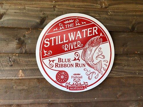 Desfrute de uma estadia privada junto com a pesca com mosca fita azul no rio Stillwater lindo.