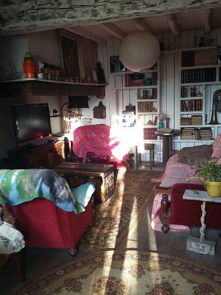 Nice house with terrace & Wifi, aluguéis de temporada em Salies-du-Salat