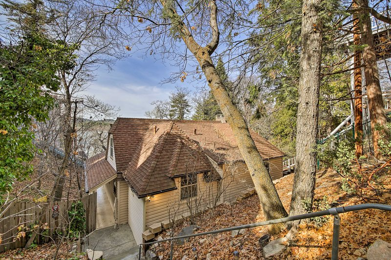 Your remarkable retreat awaits in Lake Arrowhead!