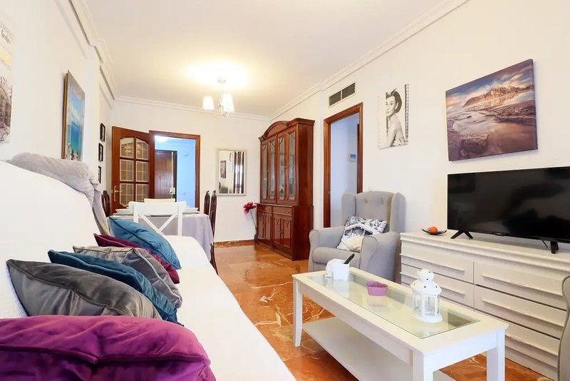 Ubicación Excepcional: Casco Histórico y Bus Medina Azahara, vacation rental in Cordoba