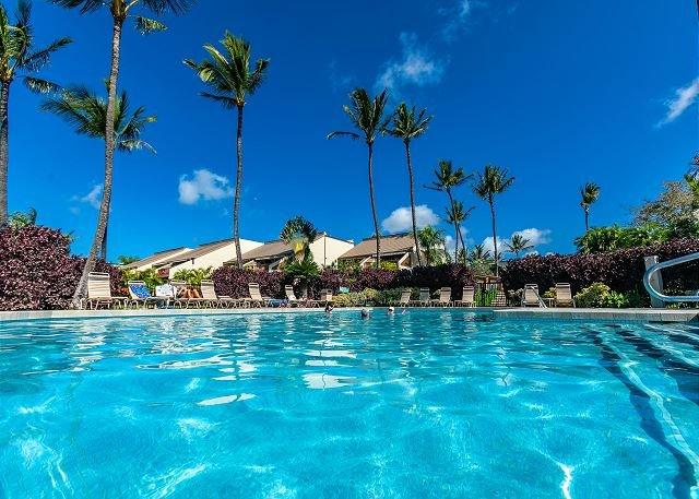 Maui Kamaole #M-105, 2Bd/2Ba Ground Floor, Spacious, Secluded, Sleeps 4, alquiler de vacaciones en Kihei
