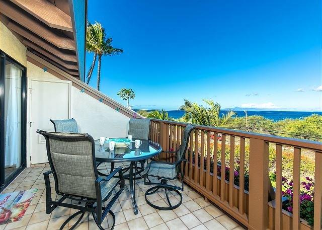 Ocean View from Maui Kamaole #G-210