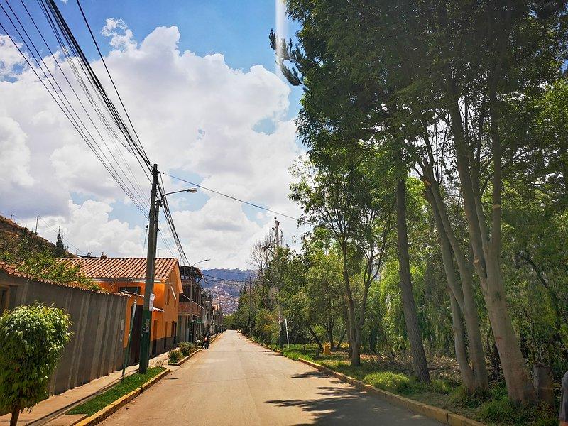 ZAD'S WASI HOSTEL, vacation rental in San Sebastian