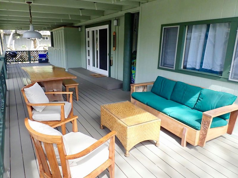 Hale M, holiday rental in Kahuku
