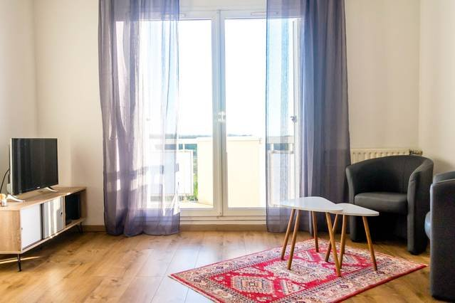 -50% DISCOUNT - Rebberg (Mulhouse) – 1BR | Amazing view, holiday rental in Dannemarie