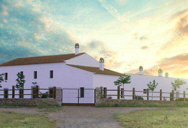 Cortijo La Panadera - Cortijos y Dehesa, alquiler vacacional en Pozoblanco