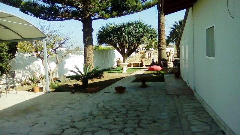 Nice apartment near the beach, vacation rental in Santa Maria del Focallo