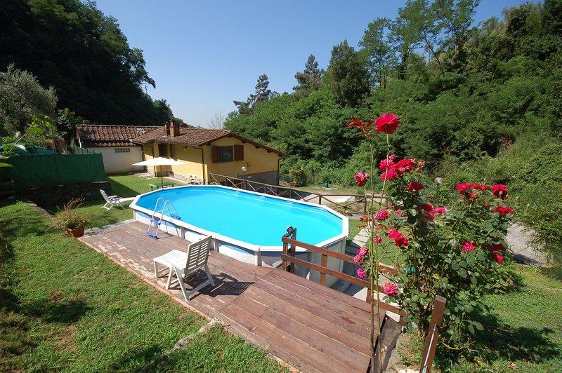 Casa Milena, location de vacances à Buggiano