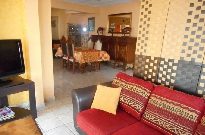 Spacious house with sea view & Wifi, holiday rental in Saint-Pierre