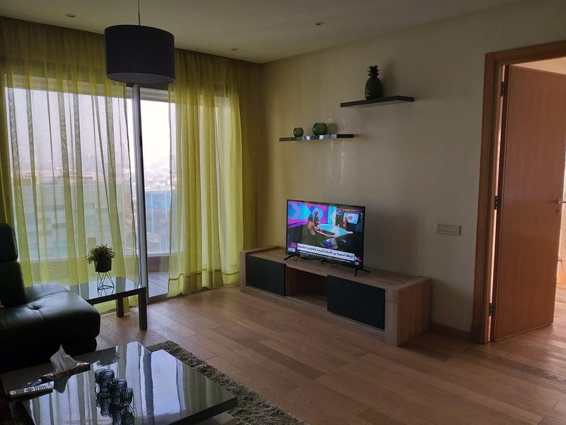 CASABLANCA MARINA FLAT 69 SEA VIEW, holiday rental in Casablanca