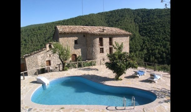 Coll de Nargo Villa Sleeps 14 with Pool - 5622490, vacation rental in Organya