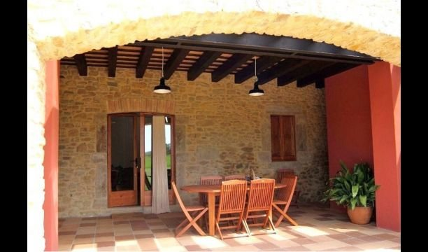 Pals Villa Sleeps 6 with Pool and Air Con - 5623089, holiday rental in Palau-Sator