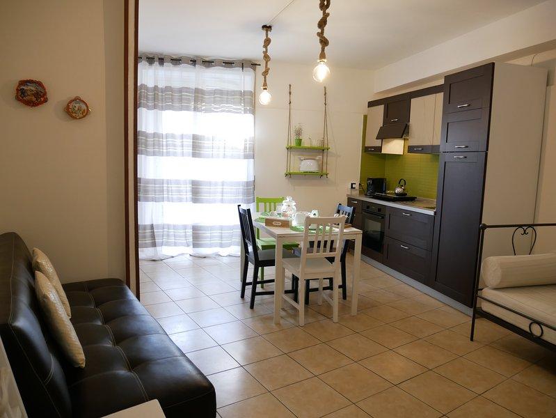 Appartamento centro storico A casa di Ale, holiday rental in Raddusa