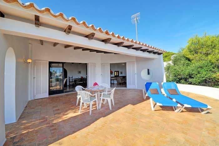Cala Egos Villa Sleeps 6 - 5000742, holiday rental in Cala Mondrago