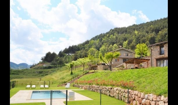 Castellar del Riu Villa Sleeps 12 with Pool - 5623064, holiday rental in Olvan