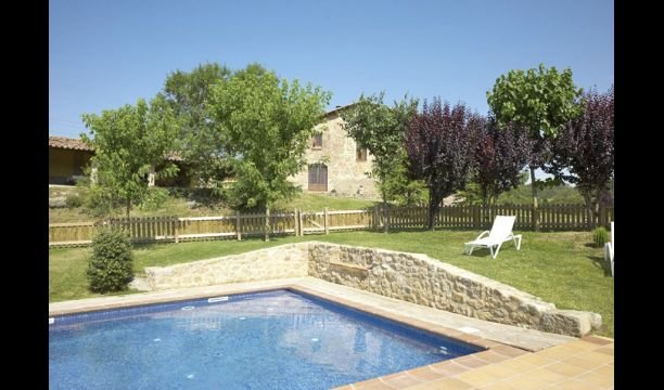 Gironella Villa Sleeps 14 with Pool - 5622291, alquiler vacacional en Cardona