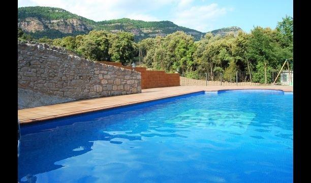 L'Espunyola Villa Sleeps 16 with Pool - 5622262, holiday rental in Clariana de Cardener