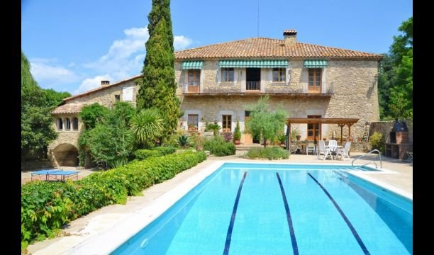 Sant Esteve de Llemena Villa Sleeps 12 with Pool - 5842051, holiday rental in Sant Esteve de Llemena