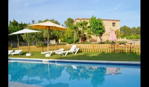 el Catllar Villa Sleeps 10 with Pool - 5820683 – semesterbostad i Nulles