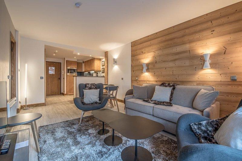 Apartment Florian Chalet in Courchevel