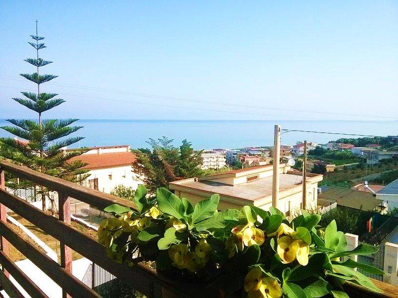 Lo Specchio del Mare, vacation rental in Alcamo Marina