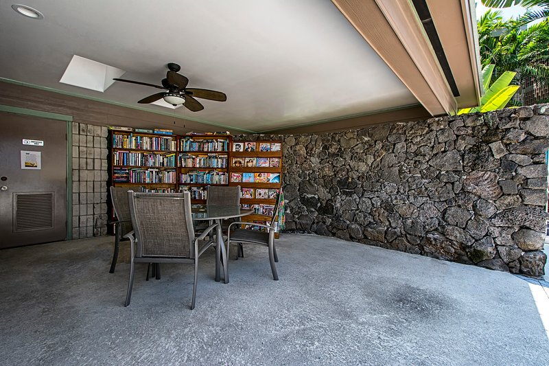 Common area with shared library