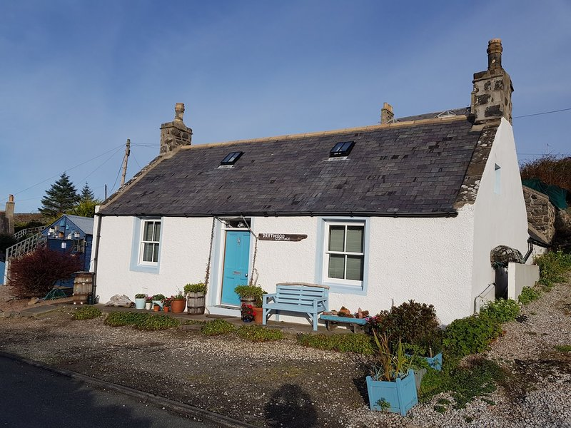 Driftwood Cottage, Portsoy, holiday rental in Portsoy
