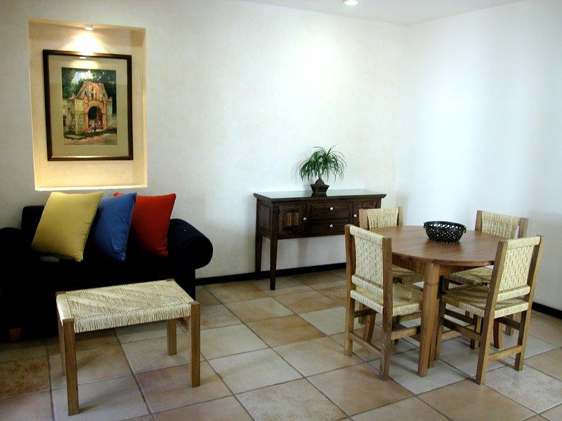 sala de estar suites 4