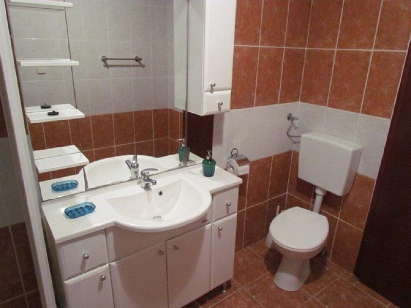 C4 (4 + 3): bagno con wc