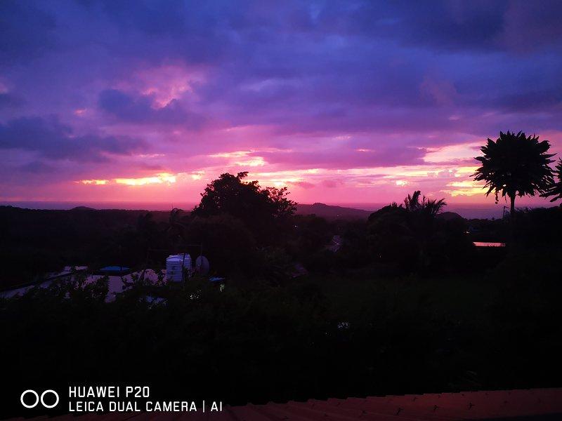 Nout soleil villa, location de vacances à Coromandel