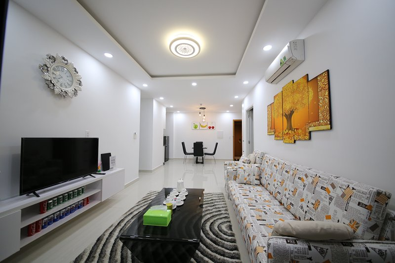 Phu Quy Thien Thanh Apartment , District 5 , Ho Chi Minh City , A2304, vacation rental in Tan An