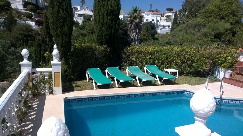 Special Holiday Villa Apartment With Private Pool In El
