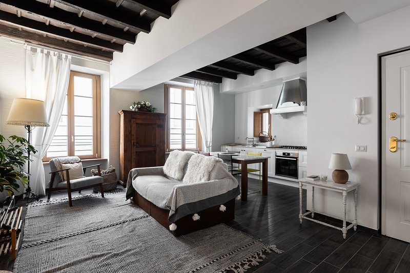 Filippo Juvara 6, vacation rental in San Fermo della Battaglia