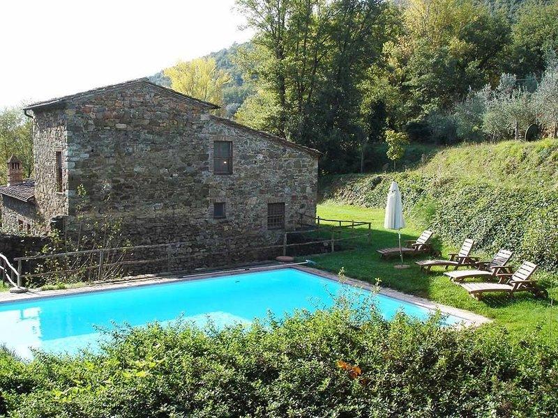 Il Molino Home Restaurant & Villa, casa vacanza a Montenero d'Orcia