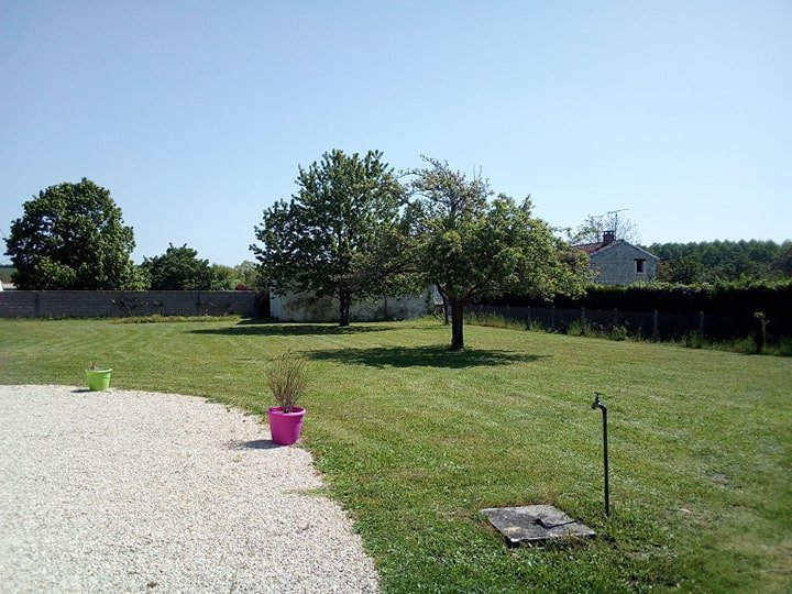 Beautiful house with garden, holiday rental in Chaveignes