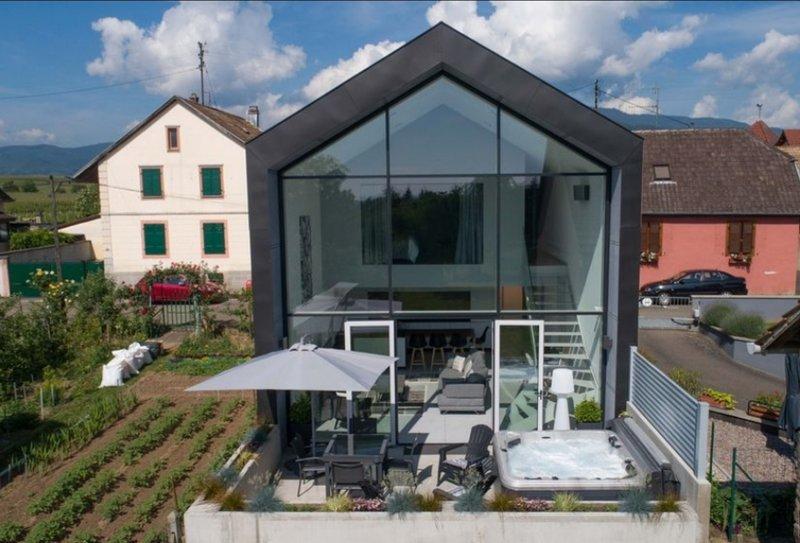 La Grange D'Auguste, holiday rental in Bergheim