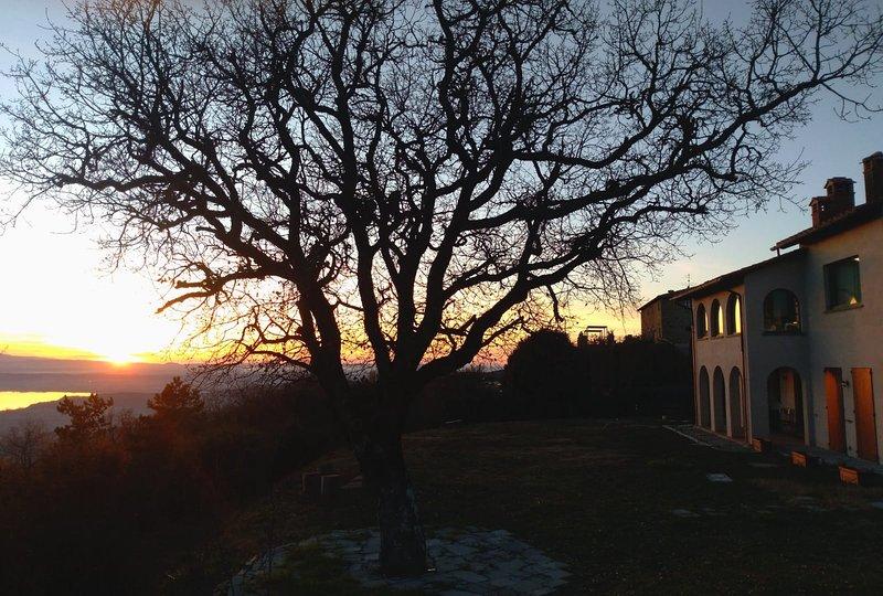 Casa vacanze La quercia del Re, vacation rental in Lisciano Niccone