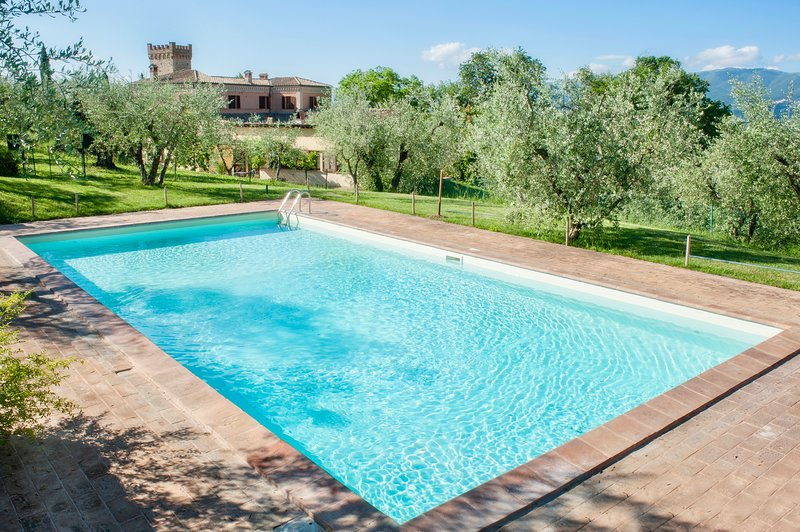 Fonte Sala - Country House in Montefalco - BACCO, holiday rental in Macciano