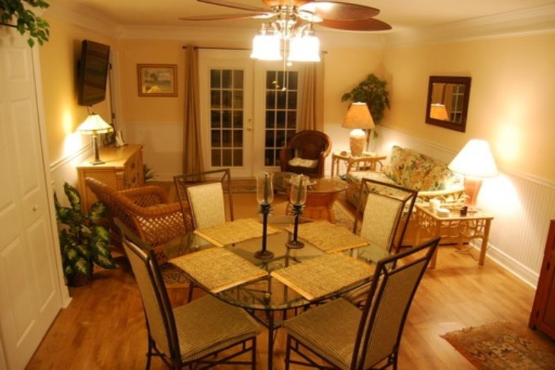 Affordable Luxury Condo close to the beach!, holiday rental in Amelia Island