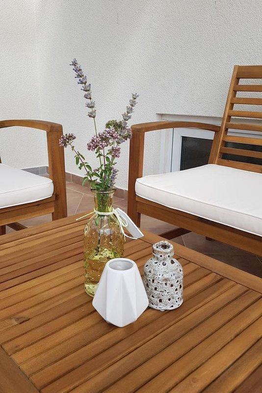 Terrace 2, Surface: 15 m²
