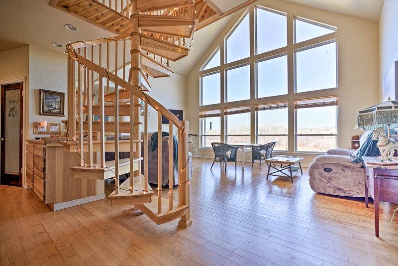 Faites comme chez vous dans cette maison de location de vacances!