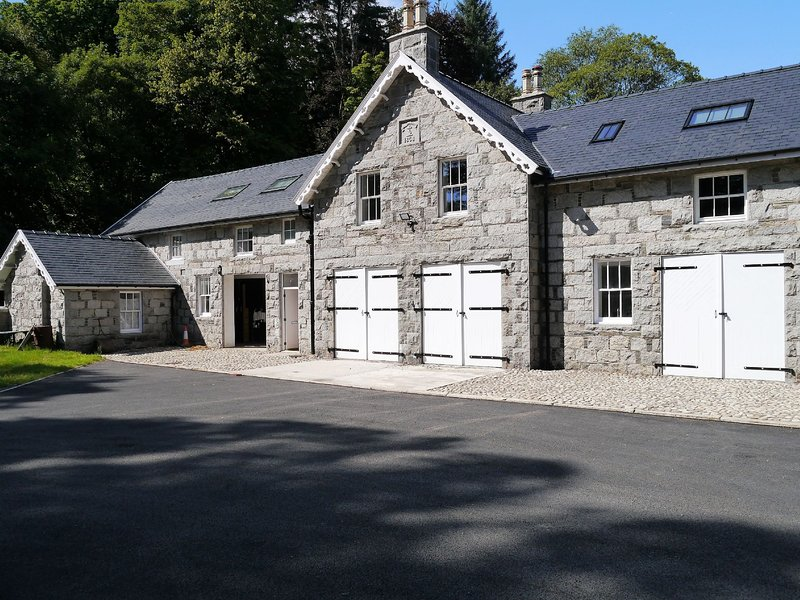 Rusko Stables, holiday rental in Gatehouse of Fleet