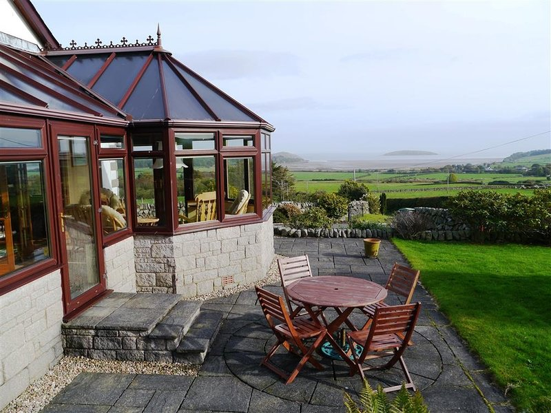 Collin Hill House, holiday rental in Auchencairn